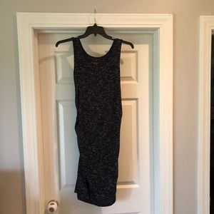 Liz Lange maternity t shirt dress size small